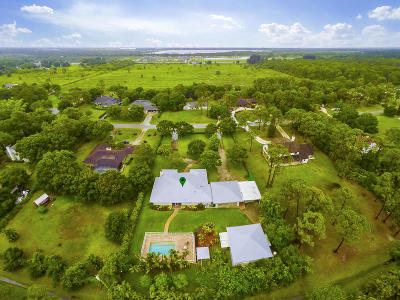 Fort Pierce Single Family Home For Sale: 8522 Lonesome Pine Trail