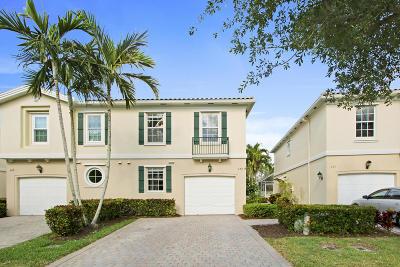 Palm Beach Gardens Rental For Rent: 349 Salinas Drive