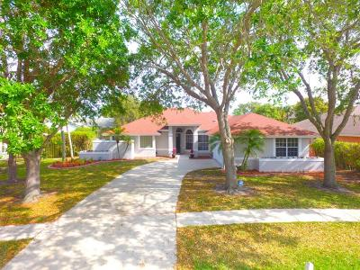Wellington Single Family Home For Sale: 2472 Wrotham Terrace