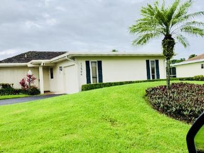 Palm Beach Gardens Single Family Home For Sale: 13594 Whispering Lakes Lane
