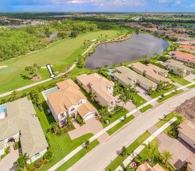 Jupiter Single Family Home For Sale: 141 Sonata Drive