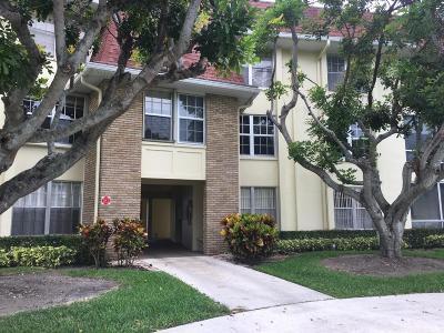 Palm Beach Gardens Rental For Rent: 5520 Tamberlane Circle #312