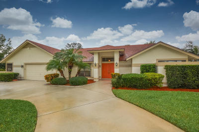 Stuart Single Family Home For Sale: 2211 NW 18th Drive