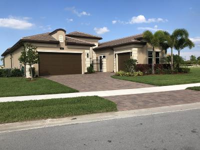Boynton Beach Single Family Home For Sale: 12842 Big Bear