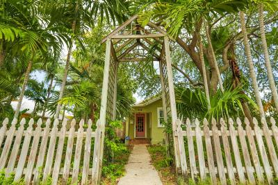 Lake Worth Single Family Home For Sale: 318 M Street #1