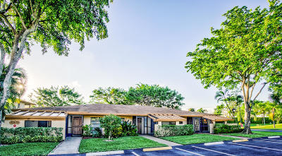 Delray Beach Single Family Home Contingent: 13173 Lucinda Palm Court #A