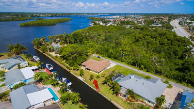 Stuart Single Family Home For Sale: 3020 S Kanner Highway