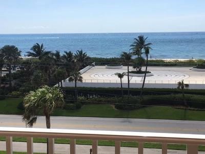 Boca Raton Condo For Sale: 2929 S Ocean Boulevard #501