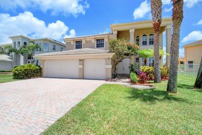Lake Worth Single Family Home Contingent: 7462 Greenville Circle