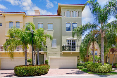 Harbour Oaks Townhouse For Sale: 2620 Ravella Lane