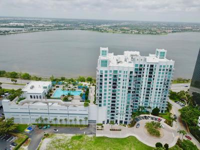 West Palm Beach Condo For Sale: 300 S Australian Avenue #124