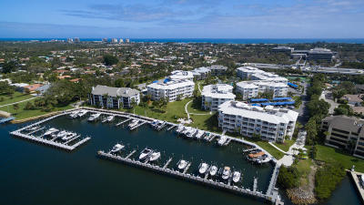 Juno Beach Condo For Sale: 822 Bay Colony Drive S #822