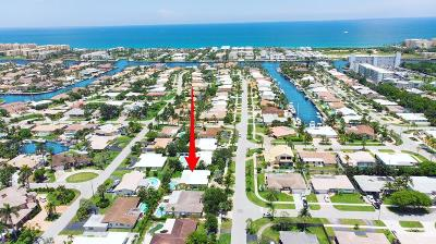 Deerfield Beach Single Family Home For Sale: 1301 SE 14th Drive