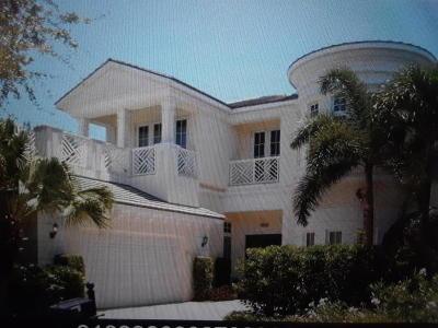 Vero Beach Single Family Home Contingent: 500 Oceanview Lane