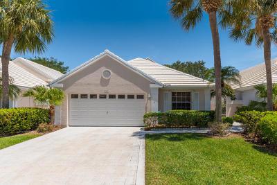 Palm Beach Gardens Single Family Home For Sale: 11 Dorchester Circle