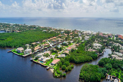 Ocean Ridge Single Family Home For Sale: 42 Harbour Drive S