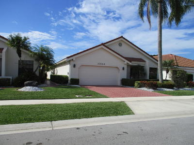 Boca Raton Single Family Home For Sale: 10844 White Aspen Lane