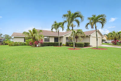 Palm City Single Family Home For Sale: 1260 SW 25th Lane