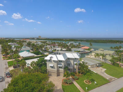 Jupiter Single Family Home For Sale: 3249 Cove Road