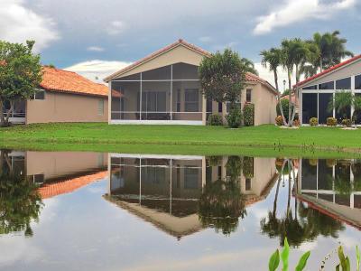 Boynton Beach Single Family Home For Sale: 11556 Alana Terrace