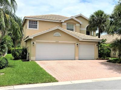 Greenacres Single Family Home For Sale: 5029 Solar Point Drive