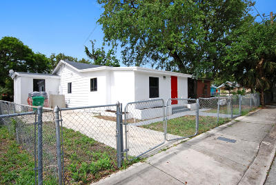 Miami Single Family Home Contingent: 286 NW 57th Street