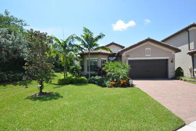 Delray Beach Single Family Home For Sale: 8146 Lawson Bridge Lane
