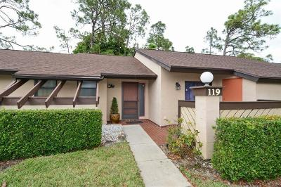 Royal Palm Beach Single Family Home Contingent: 119 Roselle Court NE