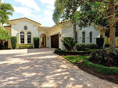 Palm Beach Gardens FL Single Family Home For Sale: $1,300,000