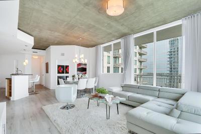 West Palm Beach Condo For Sale: 300 S Australian Avenue #820