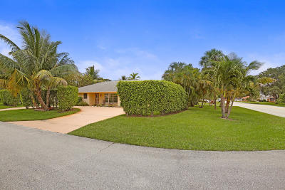 Palm Beach Gardens Single Family Home For Sale: 11806 Bayberry Street