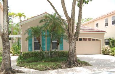 Palm Beach Gardens Single Family Home For Sale: 50 Via Verona