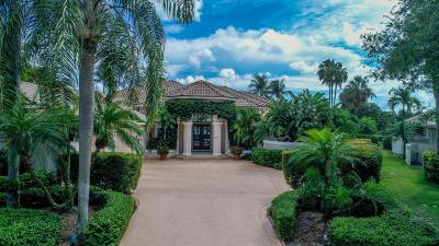 Jupiter Single Family Home For Sale: 268 Locha Drive