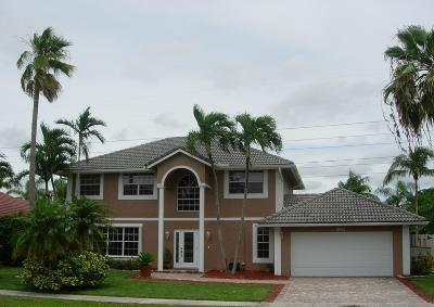 Davie Single Family Home For Sale: 951 Amherst Avenue