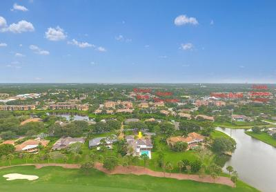 Palm Beach Single Family Home For Sale: 5100 Woodland Lakes Drive