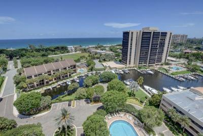 Highland Beach Condo For Sale: 4740 S Ocean Boulevard #216