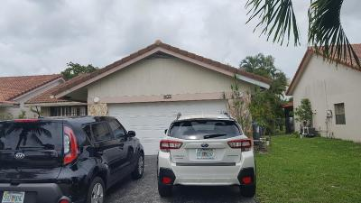 Coral Springs Single Family Home For Sale: 2900 NW 95th Avenue