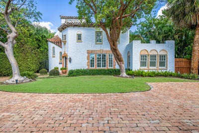 West Palm Beach Single Family Home For Sale: 345 Potter Road