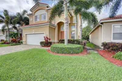Knollwood Single Family Home Contingent: 4120 Key Lime Boulevard