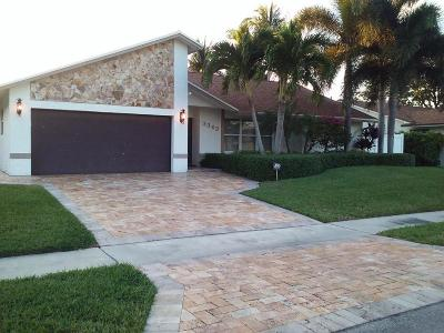 Boca Raton Single Family Home For Sale: 3343 NW 28th Way
