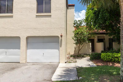 Boynton Beach Condo For Sale: 7 Via De Casas Sur #102