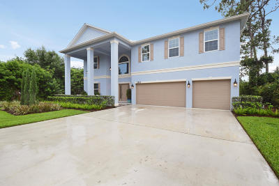 Fort Pierce Single Family Home For Sale: 2523 Madewood Drive
