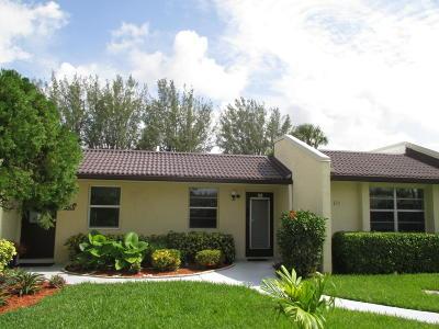 Golden Lakes Village Single Family Home For Sale: 159 Lake Meryl Drive