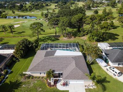 Port Saint Lucie Single Family Home Contingent: 2033 SE Erwin Road