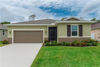 Sebastian Single Family Home For Sale: 150 Port Royal Court