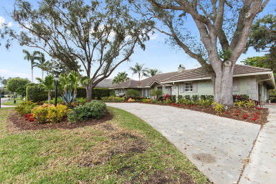 Boynton Beach Single Family Home For Sale: 4401 E Saint Andrews Drive S