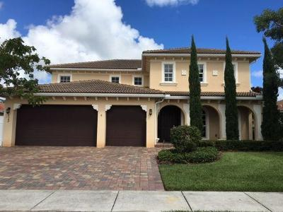 Jupiter Single Family Home For Sale: 113 Citadel Circle