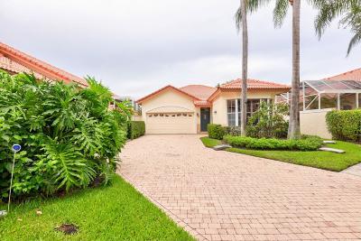 Palm Beach Gardens Single Family Home For Sale: 73 Spyglass Way
