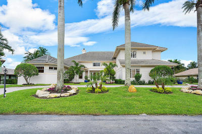 Boynton Beach Single Family Home For Sale: 4368 Saint Andrews Drive