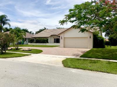 Boynton Beach Single Family Home For Sale: 2319 SW 23rd Cranbrook Drive